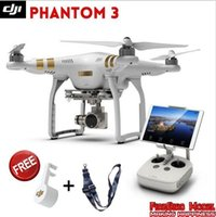advanced camera systems - Original DJI Phantom Advanced Professional Drone with K K Full HD camera build in GPS system FPV live HD video view