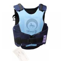 Wholesale Small Child Supra flex Body Protective Equestrian Riding Vest