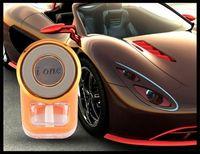 soporte de imán sostenedor del teléfono del coche de rotación de perfume soporte para teléfono celular 2016 la salida de aire de 360 grados para el uso del coche para el iphone 7