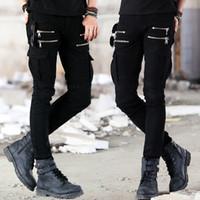 Wholesale BALMAIN jeans balmai hot mens designer jeans famous brand balmai jeans men distressed jeans ripped denim balman L365