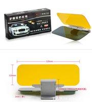 Wholesale hot sale Day and Night Anti glare Car Sun Visor car sunshade automotive sunshade panel in Sun Protectors