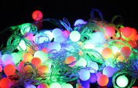 bell string lights - 450cm Holiday Led lighting waterproof colorful lighting strings bells Snowflake star lights party festive Christmas tree Decorative Lights
