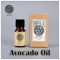 avocado essential oil - AKZRZ Famous Brand Pure Natural Aromatherapy Avocado Oil Increase Skin Elasticity Promote Hair Growth To Wrinkle Y075