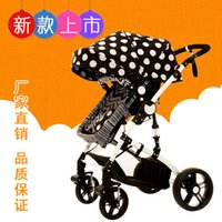 Wholesale Stroller Shock Absorbers - 2016 Hot Sale Baby stroller light child trolley baby car umbrella folding biest shock absorbers baby Strollers