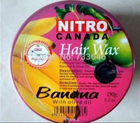 Wholesale 2016 New Arrive Hair Products professional salon hair wax high quality pomade waxes g hot sale