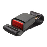 Wholesale Car Vehicle Seat Belt Extension Extender Strap Safety Buckle Black New H033