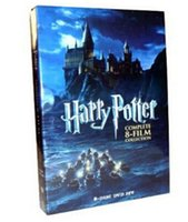 magazines - Harry Potter Film Collection Disc Set US