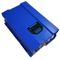 ac energy systems - Single Phase Grid Tie Connected Inverter Watt V DC to V AC for Off grid Hybrid Solar Energy power System