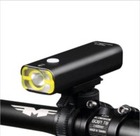 Wholesale usb rechargeable bike light front handlebar cycling led lights batttery flashlight torch headlight bicycle accessories