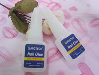 acrylic nails cheap - Cheap g Nail Glue Acrylic UNA Bond Makeup Glue for Nail Art Tips Nail Tools Adhesive DHL
