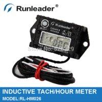 Wholesale Resettable tachometer rpm hour meter for motocross jet ski outboard motor truck ATV generators marine