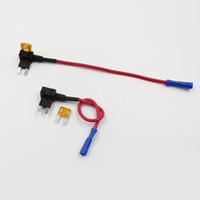 ato blade fuse - 2pcs Add A Circuit Fuse boxes Tap Piggy Back Micro Blade Fuse Holder ATO v v micro Blade Piggy Back Fuses Tap