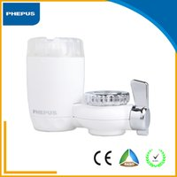 arrival activated carbon - New design Household kitchen arrival portable tap ceramic filte water purifier filter