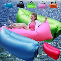 winter bags - lamzac inflatable air lounge sleep lamzac hangout Laybag KAISR Beach Sofa Lounge only Seconds Quick Open Lay bag New sealed