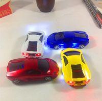 bank models - Power Banks Ferrari Portable Car charging treasure LED lights Car model Cartoon Power bank High capacity mAH Smartphone