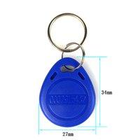 Sistema de etiquetas rfid Baratos-Sistema de control de acceso / Lector de tarjetas de sistema de patrullas RFID Key F6178L