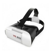 Wholesale VR Box Version Virtual Reality D Glasses Helmet VR BOX Headset For Smartphone inch inch