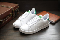Wholesale Brand Stan Smith Sneakers Classic Mens Sport Shoes Fashion Leather Sneakers for Couple