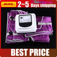 anti constipation - Lymphatic Detoxification Slimming Suit With Air Pressure Endocrine Regulation Eliminate Constipation Massage Body Anti aging Beauty Machine