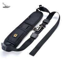 belt camera bags - New Arrival Black Professional Rapid Camera Single Shoulder Sling Belt for Nikon for DSLR SLR