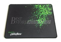 Wholesale OEM Gaming and Working Mouse Pad Size High Copy Mouse Pad Good Quality Precised Lock Side Speed Version and Control Vesion