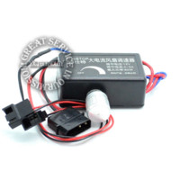ball bearing support - High quality V DC Current fan speed controller A maximum support fan control fan details