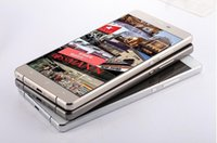 Wholesale unlocked cellphone Huawei P8 Plus Phone Inch Smartphone P HD MTK6582 GB ROM Android MP DHL Free