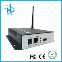 Wholesale H Wifi Encoder Wireless IPTV Encoder HDMI Video Encoder IPTV broadcasting support RTMP RTSP ONVIF wowza xtream youtube