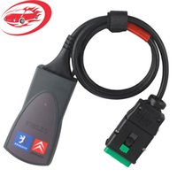 Wholesale Lite Version Lexia lexia3 V48 Diagnostic Scanner Tool PP2000 V25 with Diagbox V7 Software for Citroen Pe ugeot