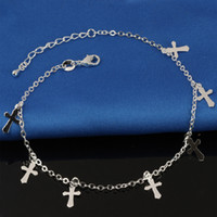 boot jewelry - star anklets Beach anklet kinds of styles bracelets beach jewelry new Sterling silver Double layers anklets jewelry for Women Boot Foot