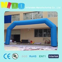 Wholesale opening activity inflatable arches business celebration air arches promotions decrotion inflatable square arches factory outlets