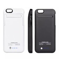 Wholesale 3500mAh battery bank Power Charge case cover for i Phone quot Cell Phone Chargers External Battery Case
