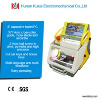 Wholesale High Performance Portable Key Cutting Machine Key Code Machines SEC E9 Similar Function with Miracle A9 Key Cutting Machine