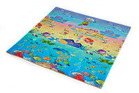 baby play areas - Animals Alphabets Learning EVA Puzzles Mats For Baby Play Ecofriendly Foam Baby Crawling Pads Living Area Rugs A008