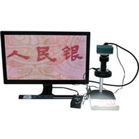 action light lens - CE ISO P fps HDMI microscope Camera Industrial camera w USB SD Card Storage Mouse action X C MOUNT Lens LED light