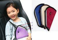 Wholesale Child car seat belt anchor child triangle belt adjuster belt clip anti child restraint protection
