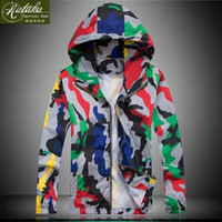 Wholesale Fall Nutaka summer sun protective bomber jacket men Camouflage hooded men s quick drying outdoor windproof breathable jacket