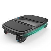 audio bt - 4 Wheels Portable Somatosensory Car Electric Kick Scooter Remote Control Powered Walkcar BT Audio Lighting