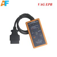 electronic parking tool Canada - Wholesale-Free Shipping for 2014 New Arrival VAG Volkswagen VW Electronic Park Brake Tool Professional EPB Reset Tool for VW Volkswagen