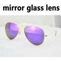 Wholesale 2016 brand new classic fashion G15 uv glass lens sun glasses Vintage women uv400 men gafas de sol metal sunglasses with box
