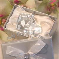 baby shoe keepsake - Baby Shower Party Supplies Crystal Baby Shoe Favors Baby Crystal Collection Cute Baby Shoe for Newborn Babies Keepsake
