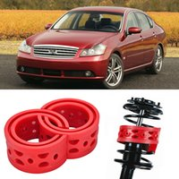Wholesale 2pcs Super Power Rear Car Auto Shock Absorber Spring Bumper Power Cushion Buffer Special For Infiniti M45