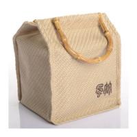Wholesale Natural bamboo box Delicate environmental protection using