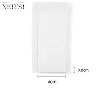 Wholesale New Arrival Neitsi DUO PRO Pre cut Double Sided Tape Tabs Super Tape For Skin Weft Hair Extensions Skin Safe Week Hold TIme