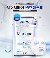 acid water treatment - Han Chan reservoir water micro Essence Mask moisturizing skin care cosmetics