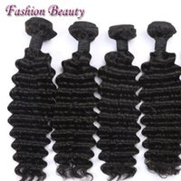 best black hair dyes - Best Human Hair Weave Peruvian Hair Weft Deep Wave Inch Can Be Blenched And Dye Hair Extension