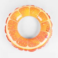 Wholesale Newest PVC Swimming Ring Water Inflatable Adult Beach Float Inflatable Ring Sport Accessories JF0025 smileseller