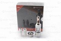 Cheap Kanger protank 2 Original Kangertech Atomizer Pro tank 2 Atomizer Clearomizer coil head Pyrex Glass mini Protank2 ePacket Free