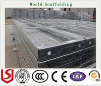 Wholesale OEM ODM Engineering steel metal galvanized and painting scaffolding plank GI PIPE