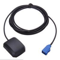 Wholesale GPS Antenna Fakra MFD2 RNS2 RNS MFD3 RNS E For VW Skoda For Benz For Audi